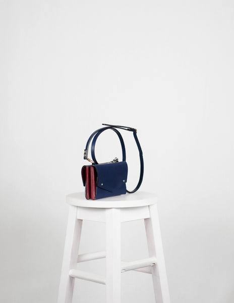 Indigo|Berry Mini Back To Back