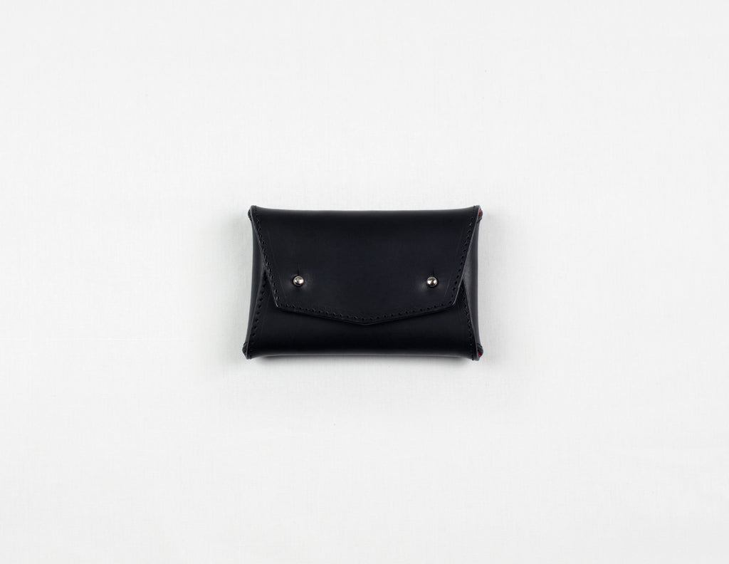 Black One-Piece Wallet