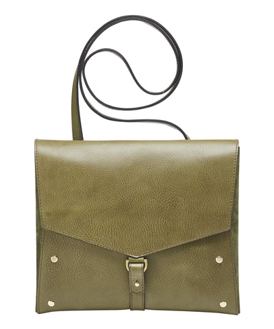 One Flap Bag- Khaki