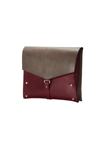 Large One Flap Bag: Convertible