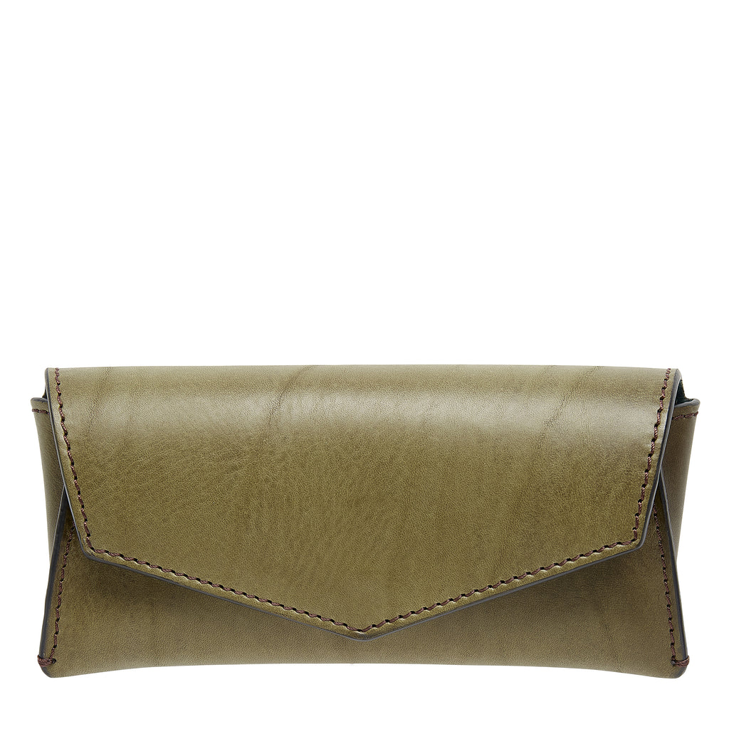 SUNGLASSES CASE: KHAKI