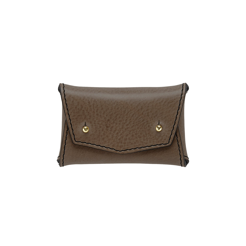 ONE PIECE WALLET: WARM GREY
