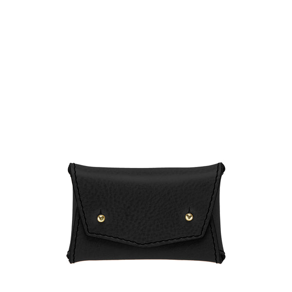 ONE PIECE WALLET: BLACK