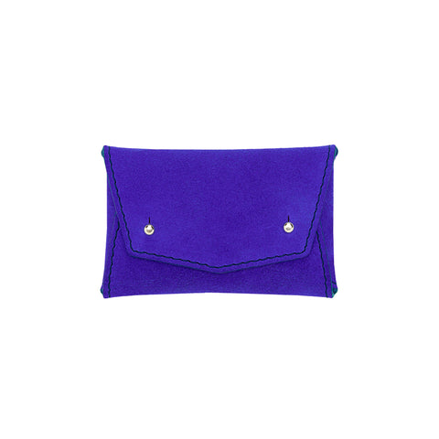 ONE PIECE WALLET: ROYAL BLUE