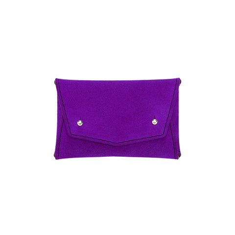 ONE PIECE WALLET: DEEP PURPLE