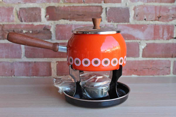 Royal (West Germany) Fondue Pot with Sterno Burner