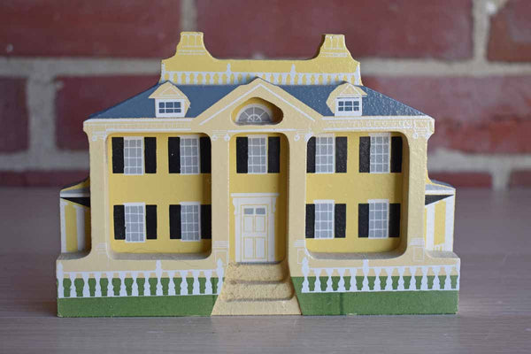 Sheila's Collectibles 1990 Wood Henry Wadsworth Longfellow House