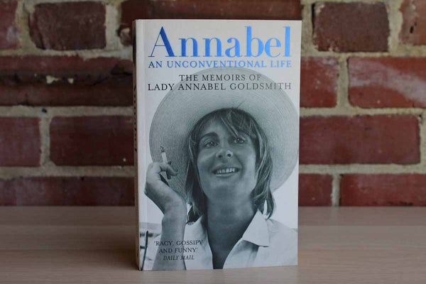 Annabel:  An Unconventional Life--The Memoirs of Lady Annabel Goldsmith
