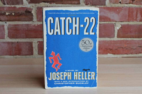 Catch-22 by Joseph Heller with a New Introduction by Christopher Buckley