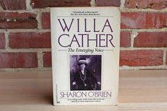 Willa Cather:  The Emerging Voice by Sharon O'Brien