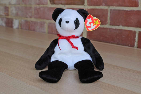 Ty Inc. (Illinois, USA) 1997 Fortune the Panda Beanie Baby