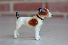 Small Porcelain Beagle Figurine