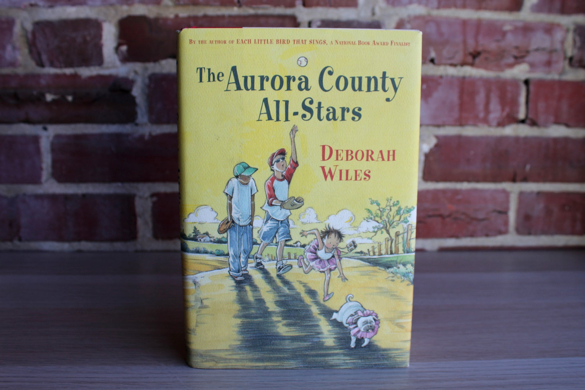 The Aurora County All-Stars by Deborah Wiles