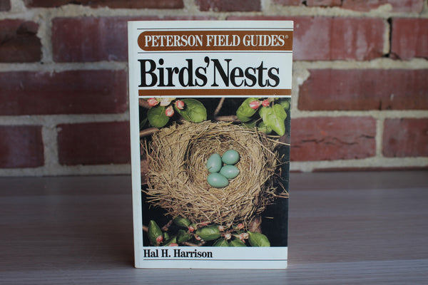 Birds' Nests by Hal H. Harrison