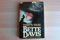 This N' That by Bette Davis with Michael Herskowitz
