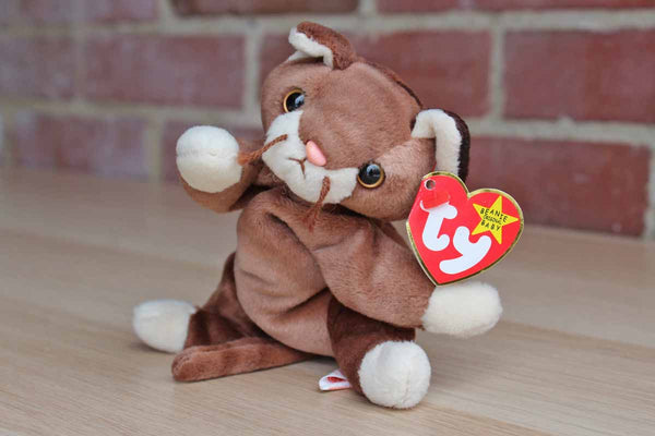 Ty Inc. (Illinois, USA) 1997 Pounce the Cat Beanie Baby