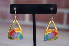 Laurel Burch (California, USA) Pierced