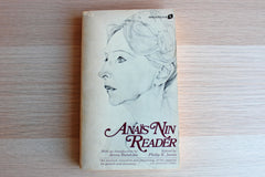 Anais Nin Reader Edited by Philip K. Jason