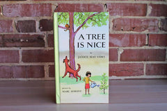 A Tree is Nice by Janice May Udry and Illustrations by Marc Simont