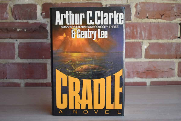 Cradle by Arthur C. Clarke and Gentry Lee