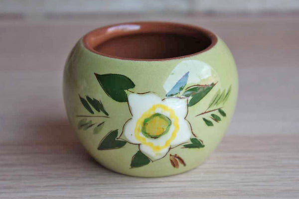 Stangl Pottery (New Jersey, USA) Star Flower Open Sugar Bowl or Trinket Bowl