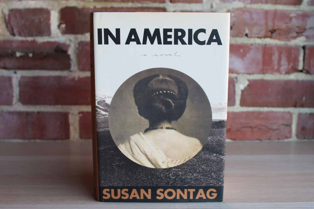 In America by Susan Sontag