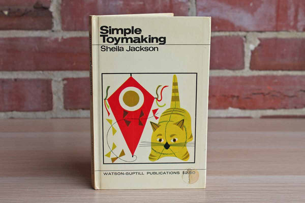 Simple Toymaking by Sheila Jackson