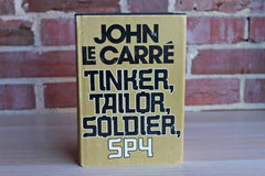 Tinker, Tailor, Soldier, Spy by John le Carre