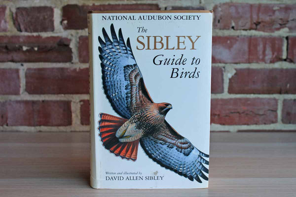 The Sibley Guide to Birds by David Allen Sibley