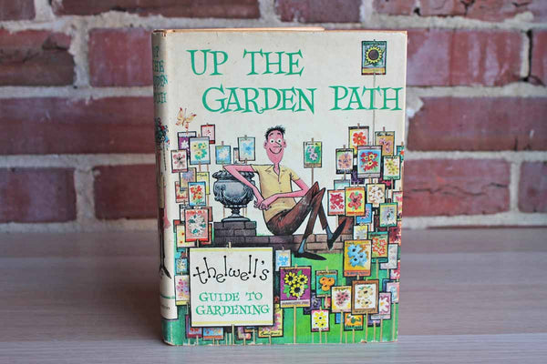 Up the Garden Path:  Thelwell's Guide to Gardening by Norman Thelwell