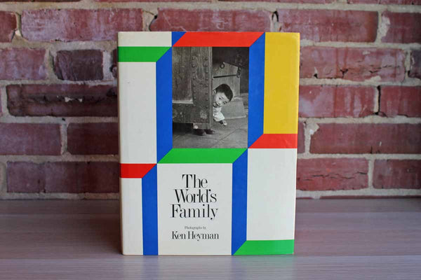 The World's Family by Ken Heyman
