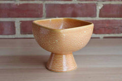 Hull Art Pottery (Ohio, USA) Imperial Light Orange Chalice Style Planter