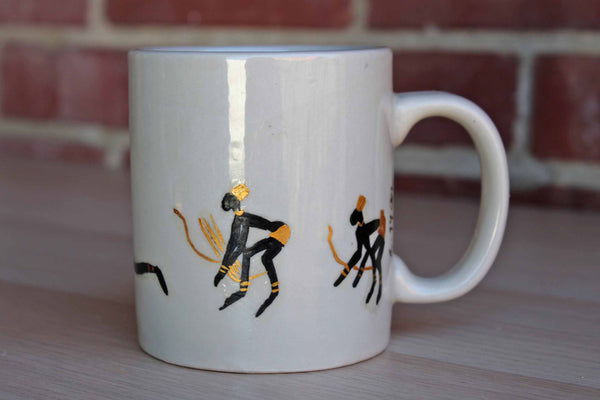 Roseann Tyler (Pennsylvania, USA) Handpainted Ceramic Mug