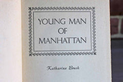 Young Man of Manhattan by Katharine Brush