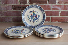 Johnson Brothers (England) Hearts & Flowers Partial Dinnerware Set