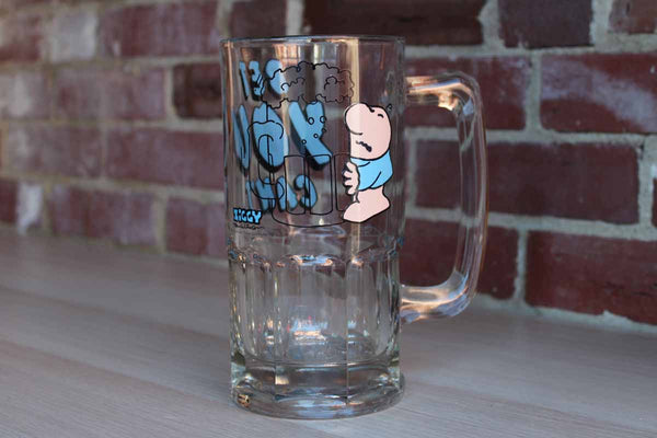 "1981 Ziggy ""Bet You Can't"" 32 oz. Beverage Mug"