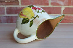 Stangl (New Jersy, USA) Della-Ware Festival Pitcher with Fruit