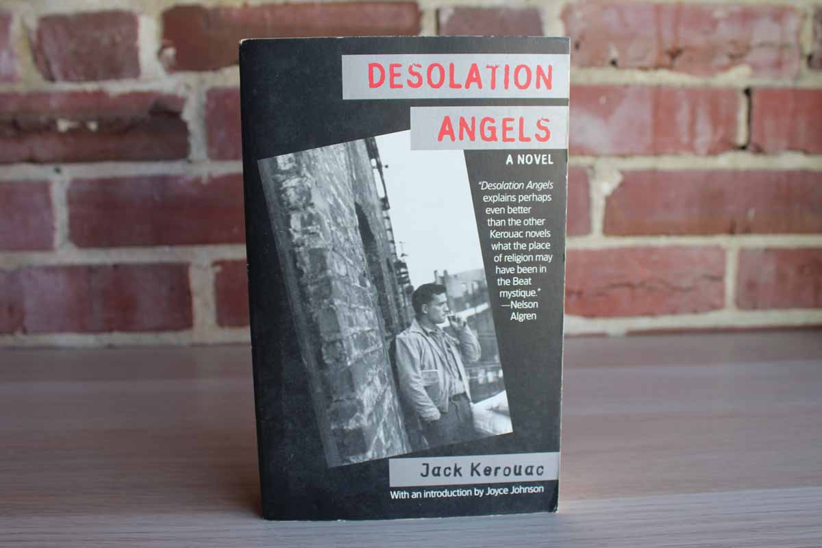 Desolation Angels A Novel By Jack Kerouac