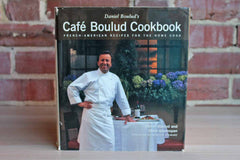Daniel Boulud's Cafe Boulud Cookbook:  French-American Recipes for the Home Cook by Daniel Boulud