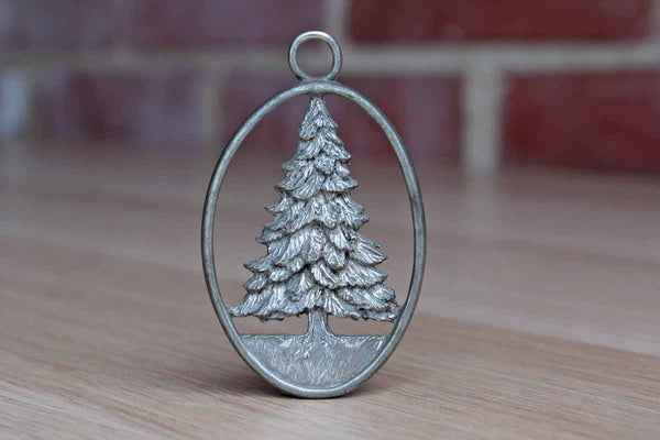 Seagull Pewter (Canada) Etain Zinn Christmas Tree Ornament