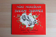 Mike Mulligan and His Steam Shovel and Katy and The Big Snow by Virginia Lee Burton