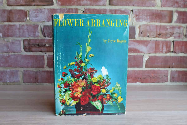 Flower Arranging by Joyce Rogers
