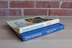 Three Adventures:  Galapagos, Titicaca, The Blue Holes by Jacques-Yves Cousteau and Philippe Diole