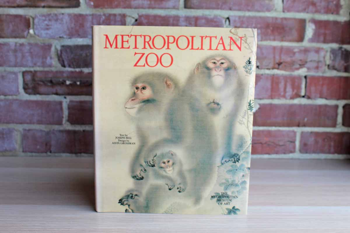 Metropolitan Zoo Text by Joseph Bell and Design by Alvin Grossman