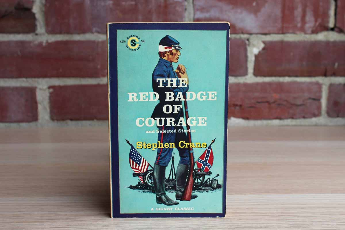 The Red Badge of Courage and Selected Stories by Stephen Crane