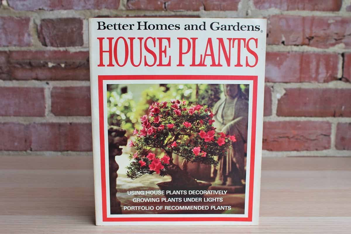 Better Homes and Gardens House Plants