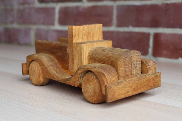 Mountain Craftwerks Wooden Car Toy