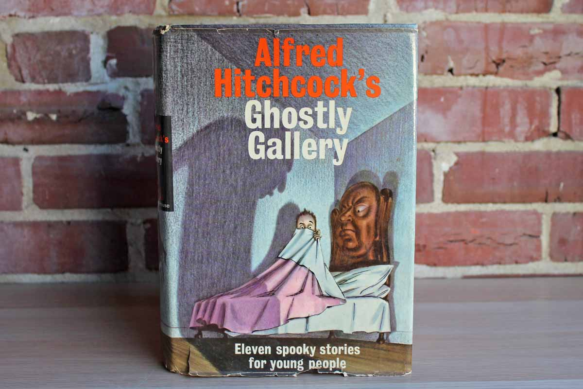 Alfred Hitchcock's Ghostly Gallery:  Eleven Spooky Stories for Young People by Alfred Hitchcock