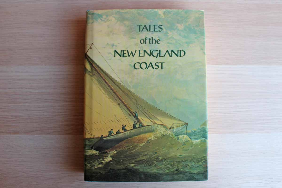 Tales of the New England Coast Compiled by Frank Oppell