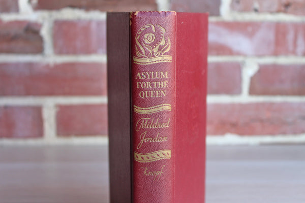 Asylum for the Queen by Mildred Jordan